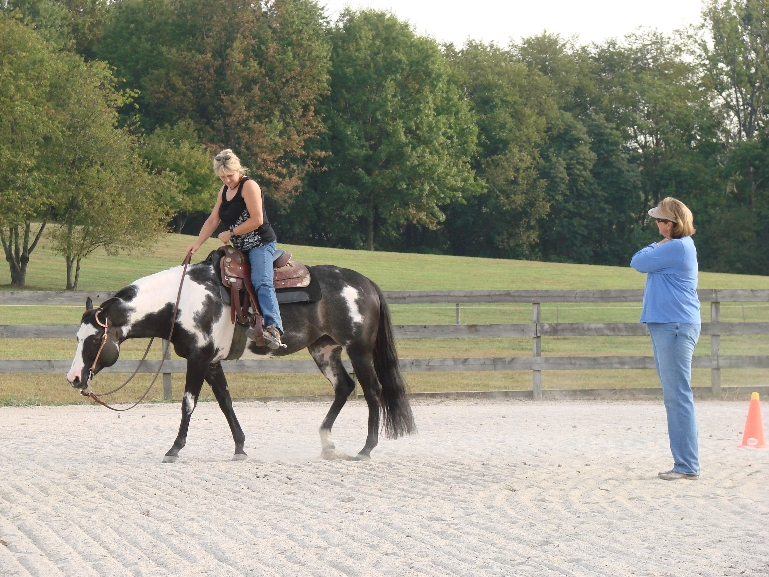 Maryland Clinic - Horsemanship