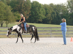 Maryland Clinic - Horsemanship