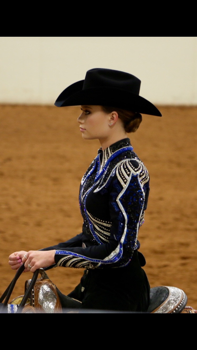 Rhegen ready for Horsemanship