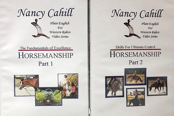 Horsemanship Video Collection
