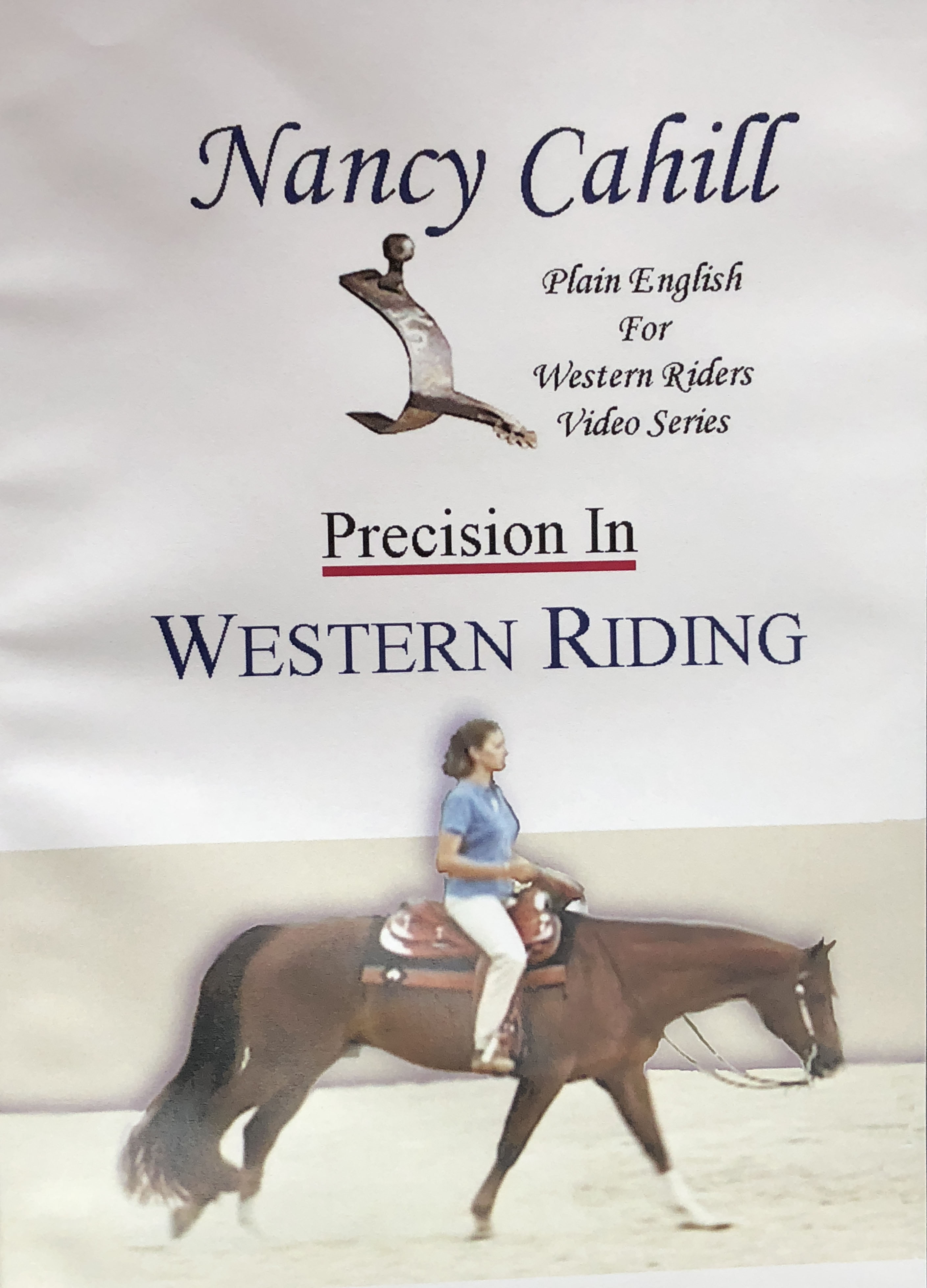 Precision in Western Riding
