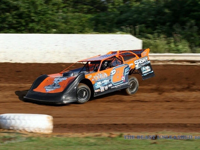 "Dustin ""Rooster"" Linville - Richmond Raceway KY"