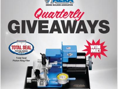 Win a Total Seal Precision Piston Ring Filer From AERA