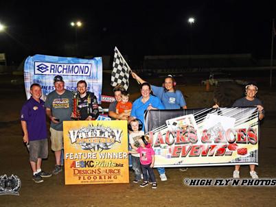Richmond Gear Night at Valley Speedway!