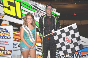 Joshua Sexton Posts First win at Shady Bowl Speedway