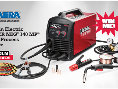 Join Today for a Chance to Win a Welder