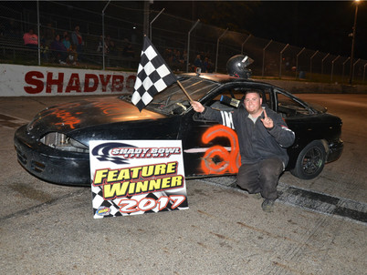 Shady Bowl Speedway - Results & Winner Pics from 9/16!!