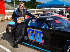 Lonesome Pine Raceway Racer Rewards Winner David Cooper