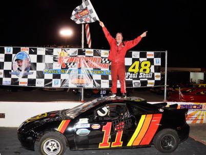 Familiar Names Rack Up Kingsport Speedway Victories