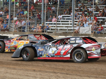 Hometown Drivers Look Forward to Christian County Fair Race