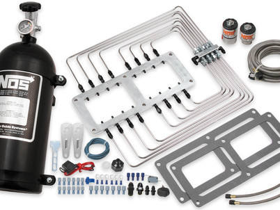 NOS Releases Supercharger Injector Plate Nitrous Systems