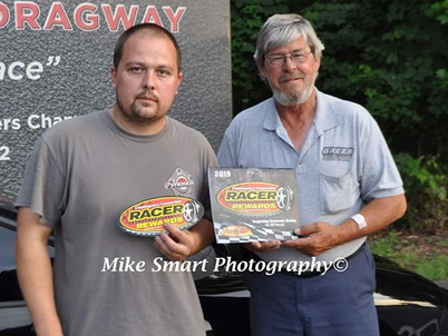 Greer Dragway Winner: Cody Spears