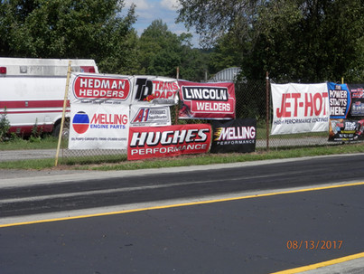 CC Sponsors Represented in Erie, PA @ Lucky Drag City!!