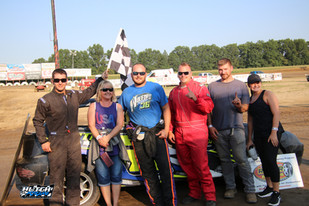 Jackson dashes to 2nd Wayne County Sprint VICTORY