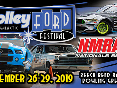 Inaugural Intergalactic Ford Festival Invades Bowling Green, Ky., September 26-29!