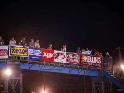 Sponsors at the Track - Heart o' Texas Speedway