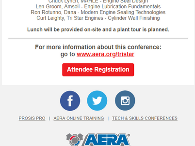AERA hosts Tech, Skills Conference Aug. 9