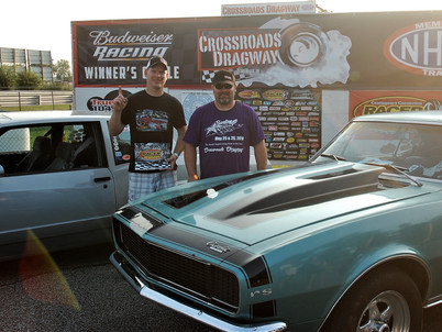 Fields, Blake, Eaton, Brenton, Smith speed to Crossroads Dragway Contingency Connection Wins