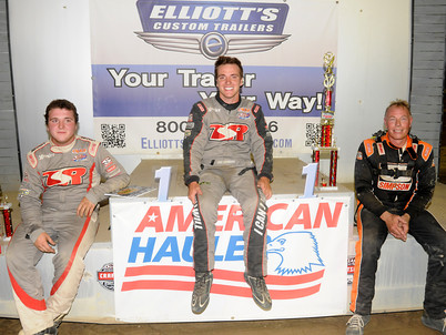 Miller gets checkered flag on 16th birthday