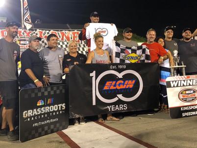 Kingsport Speedway Celebrates Elgin's 100th