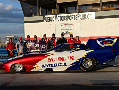 Rocky Mountain Superchargers-Colorado Fuel and Gas Championships