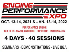 Register Free for Engine Performance Expo