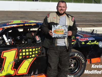 Racer Rewards Winners: Lonesome Pine Raceway - Coeburn, VA
