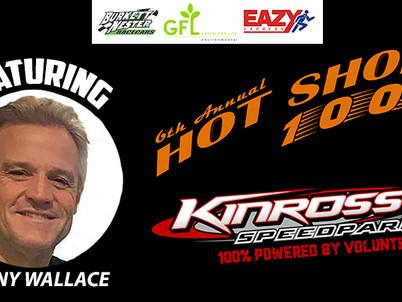 It's Hot Shoe 100 Weekend at Kinross Speedpark