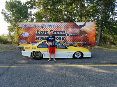 Lost Creek Raceway - Weekend Warrior Winner Pics!