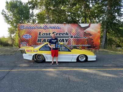 Lost Creek Raceway - Weekend Warrior Winner Pics!