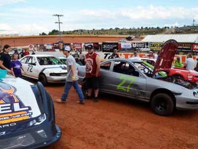 Kennedy, Cardwell, Mays, Haynes, Ketron, Rader, Orr visit victory lane at Volunteer Speedway