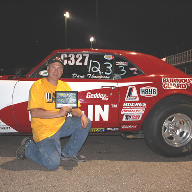 INNOVATIVE RACER REWARDS PROGRAM HELPS GRASSROOTS RACERS BUILD WITH THE BEST