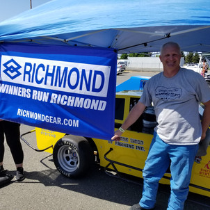 Richmond, Derale, Stage 8 at Northern California Pro 4 Modifieds