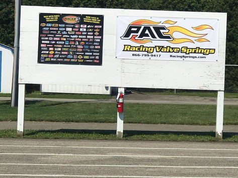 Keystone Raceway Promotes Sponsors