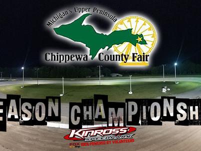 John Clawson Looks for 4th Championship at Kinross Speedpark