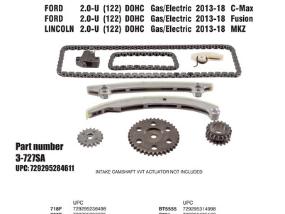 Melling Announces New Ford/Lincoln 2.0L Timing Kit