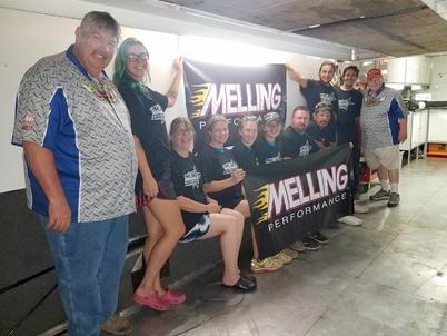 MELLING Race Night Success! Kansas International Raceway