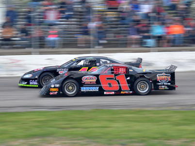 Point races tighten up at Shady Bowl Speedway