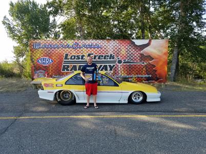 Sweet Photo from Lost Creek Raceway!