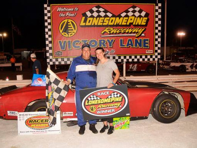 Racer Rewards Winners: Lonesome Pine Raceway