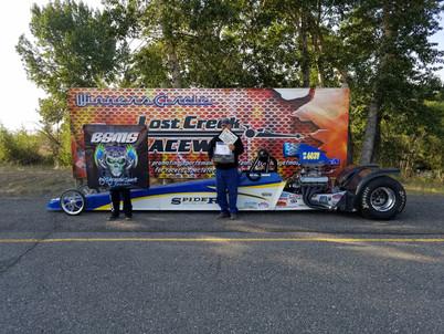 Lost Creek Raceway - Winner pics!