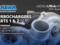 AERA Webinar Highlights Turbochargers