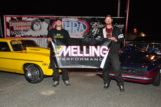 Crossroads Dragway - MELLING Performance Race Weekends Across America