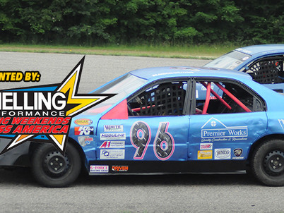Kinross Speedpark Sets Sights on Racing Action this Sunday!
