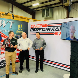 Big news and big names from the Engine Performance Expo