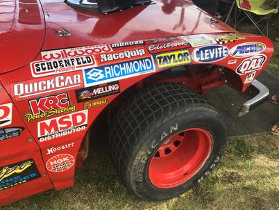 Holley, Dart, SCAT, Elgin, Melling & Richmond  = Grassroots Racing for Chris Sine