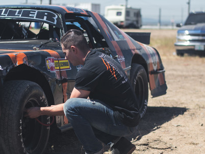 Racer Rewards Keep Young Driver's Car On the Track
