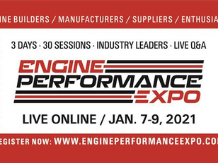 Engine Performance Expo features industry leaders