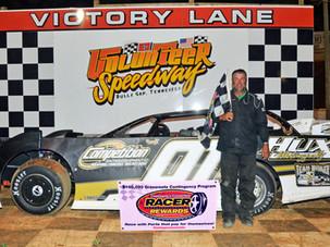 Congrats Volunteer Speedway June 12 Winners