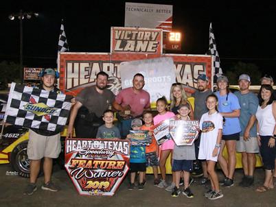 Heart O' Texas Speedway